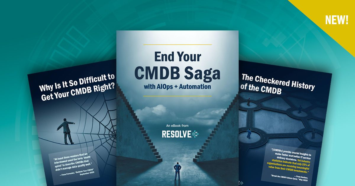 End Your CMDB Saga with Insights from this New eBook