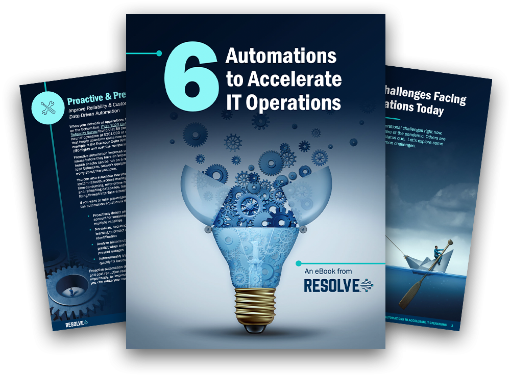 Featured 6 Automations e Book New