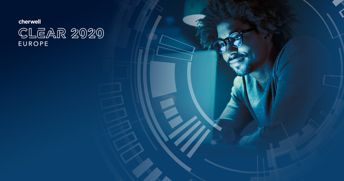 ITSM Pros: Join Resolve Virtually for Cherwell CLEAR 2020