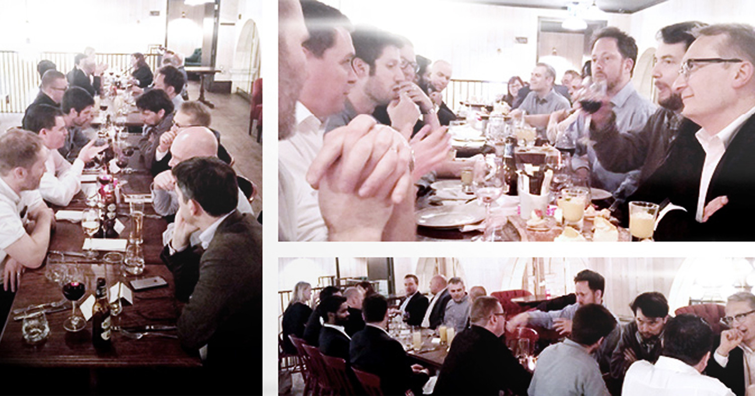 London Executive Dinner: Keep Calm and Incident Response On