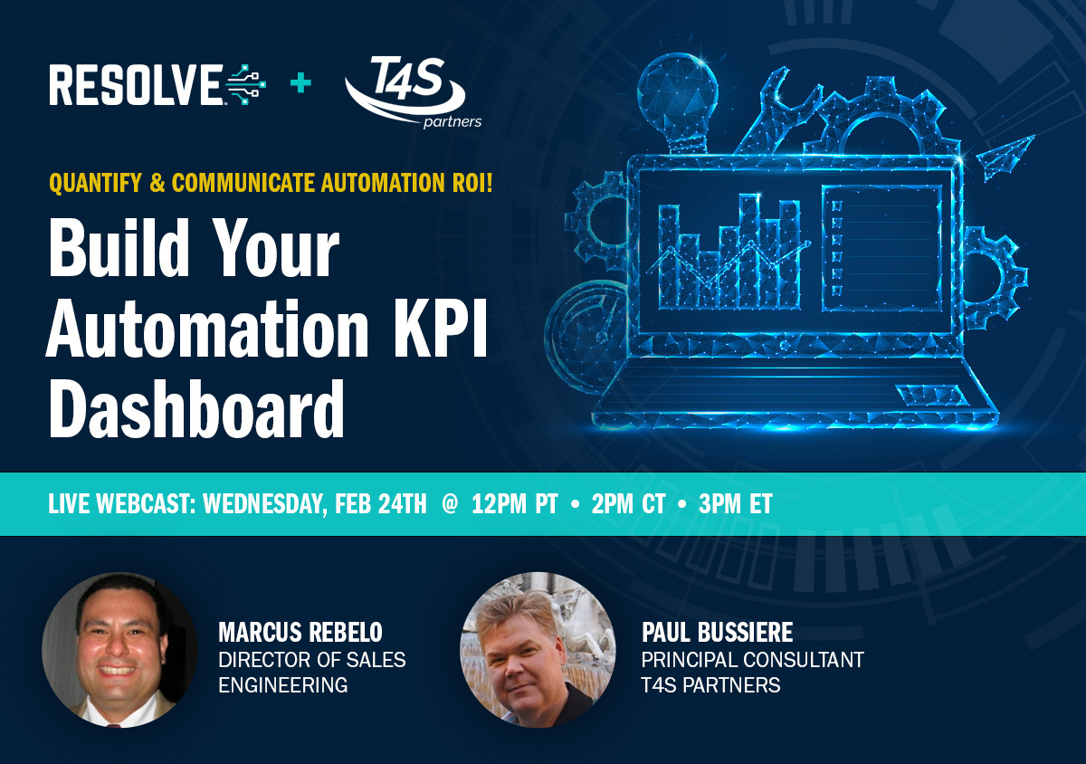 Build Your Automation KPI Dashboard