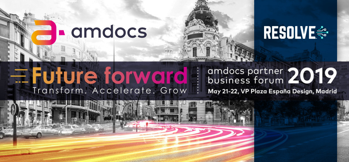 Join Us at Amdocs Partner Business Forum 2019