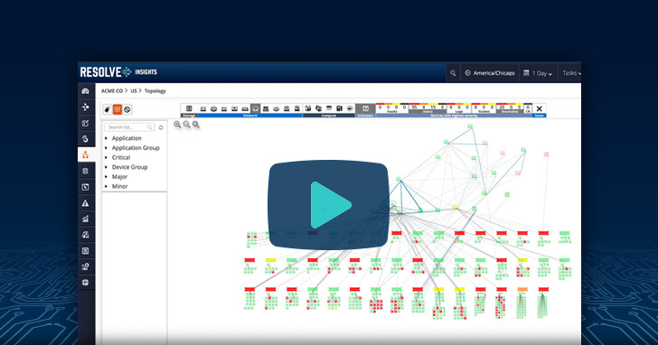 Cherwell Discovery & Dependency Mapping Powered By Resolve