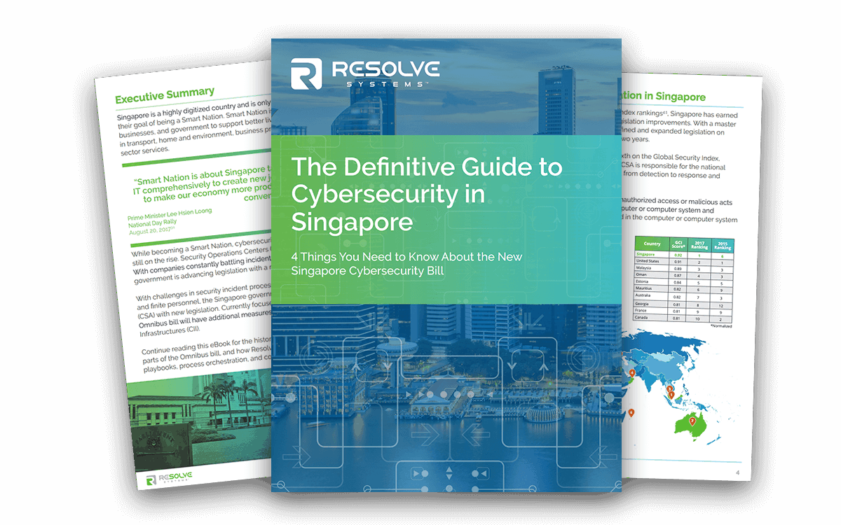 The Definitive Guide to Cybersecurity in Singapore