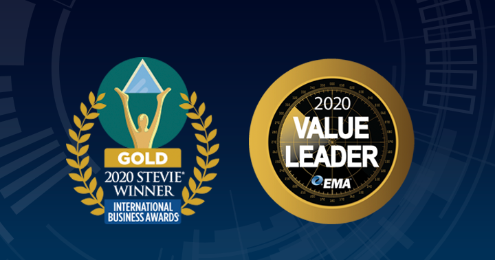 Building Momentum with a Gold Stevie and Highest Ranking in AIOps Market Analysis